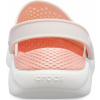 Crocs LiteRide Clog - Barely Pink/White