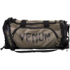 venum trainer lite green black sports bag f3