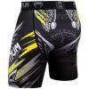 venum short compression viking 2.0 black yellow f3