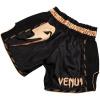 venum short muay giant black gold f2