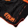 venum muay giant black orange f4
