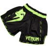 venum short muay giant black neoyellow f2