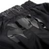 venum shorts muay thai bangkok inferno matte black f3