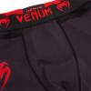 venum 03448 100 spats logos black red f5