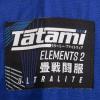 tatami elements white bjj gi kimono brazilian jiu jitsu blue f11