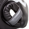 venum 03053 001 headgear iron elite black helma prilba boxing f7