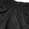 shorts venum muay thai classic black white f5