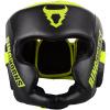 rh 00021 116 ringhorns prilba helma headgear charger black neoyellow f2