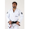 bjj brazilian jiu jitsu gi kimono kingz balistico3 white bile f3