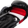 boxing gloves box venum elite black red grey f4