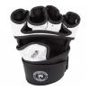 mma gloves attack black white 620 06