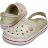 Crocs Crocband - Stucco/Melon