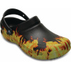 Crocs Bistro Graphic Clog - Black