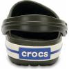 Crocs Crocband Clog K - Dark Camo Green/Stucco