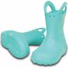 Crocs Handle It Rain Boot Kids - Pool Blue
