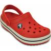 Crocs Crocband Kids - Flame/White