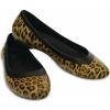 Crocs Lina Graphic Flat - Leopard