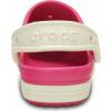 Crocs Bumber Toe Clog K - Candy Pink/Oyster
