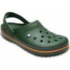 Crocs Crocband - Forest Green/Slate Grey