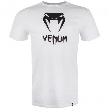 tricko tshirt venum classic white f1