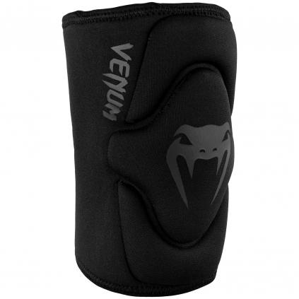 knee pads venum kontact black black f1