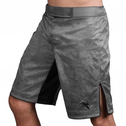 hayabusa Hexagon Shorts Grey f1