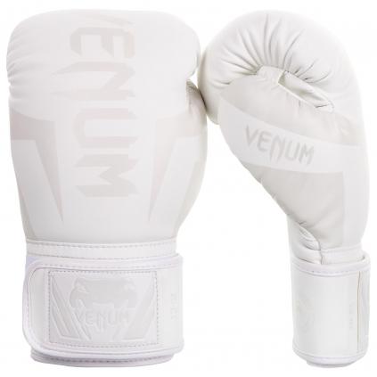 boxing gloves box venum elite white bile f1