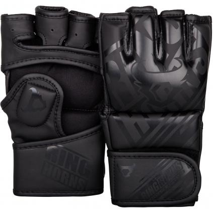 rh 00008 114 mma gloves nitro black black rukavice f1