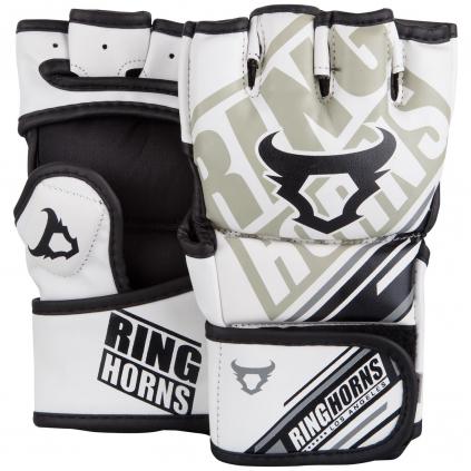 rh 00008 002 mma gloves nitro white rukavice f1