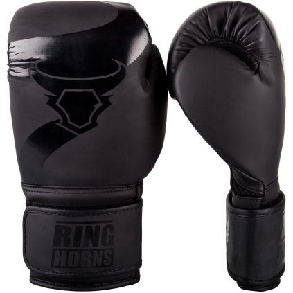 rh 00001 114 boxing gloves ringhorns charger black f1