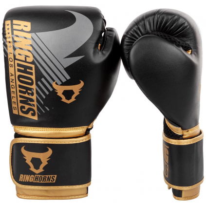 box gloves ringhorns charger mx black gold 1