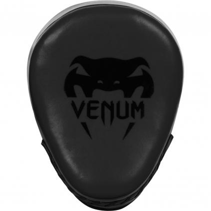 lapy venum focus mitts celluar 2.0 matte black 2