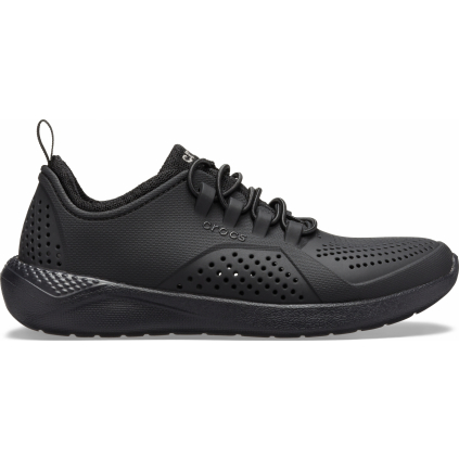 Crocs LiteRide Pacer K Black/Black