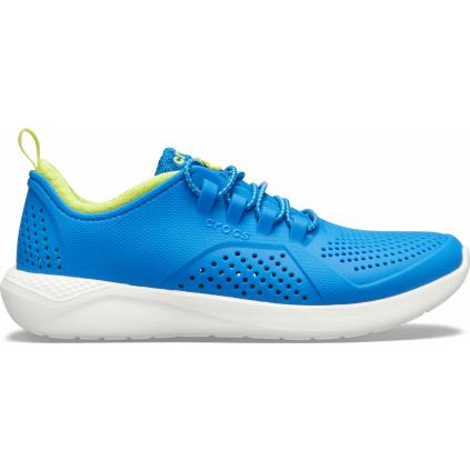 Crocs LiteRide Pacer K Bright Cobalt/Citrus