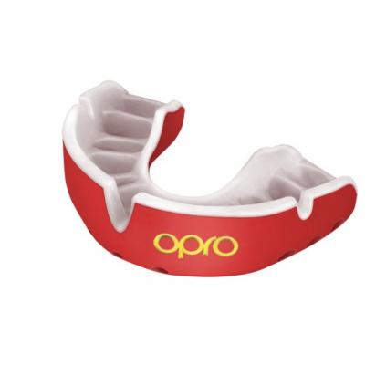 opro gold red white chranic zubu