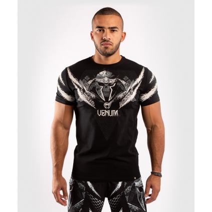 tshirt venum gladiator 4.0 blackwhite 1