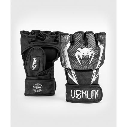 mma gloves venum gladiator 4.0 blackwhite 1