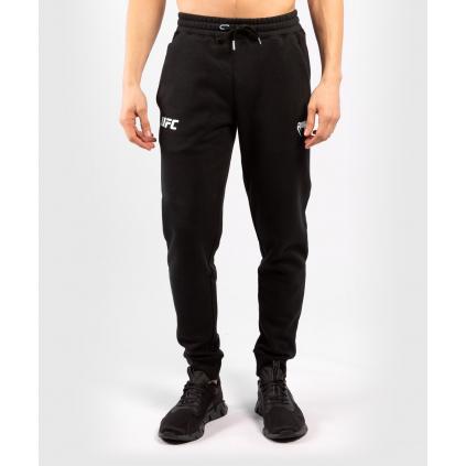 Pants men´s panske teplaky ufc venum replica black f1