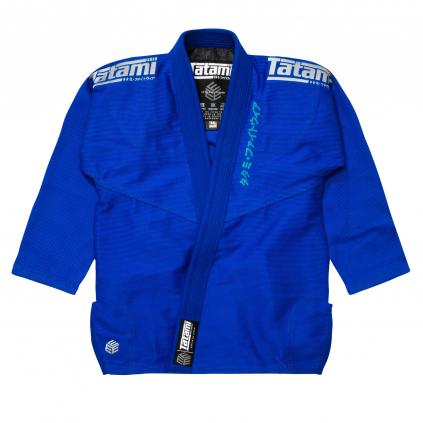 tatami black label white gi kimono bjj blue grey f1