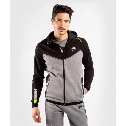 mikina venum hoodie laser evo2 grey seda f1