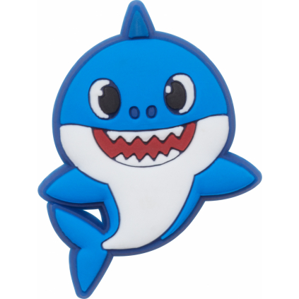 Crocs Odznáček Jibbitz - Daddy Shark Allie