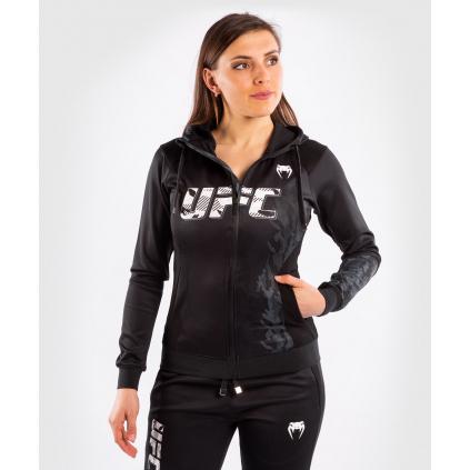 w hoodie ufc venum authentic black 1