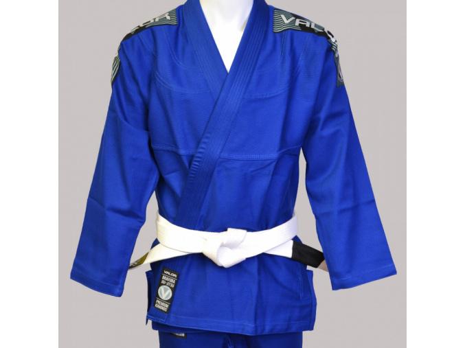 bjj kimono gi valor bravura blue f7