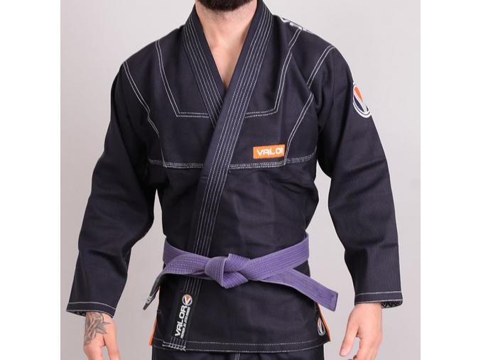 bjj gi kimono valor prime v2 premium navy f1
