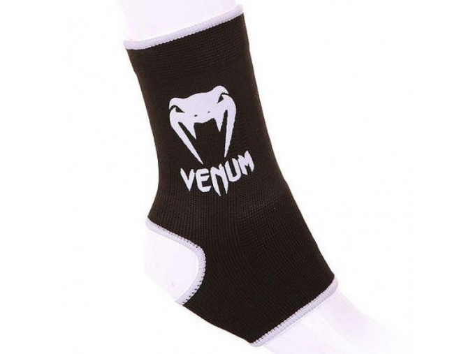 venum ankle wraps black 1