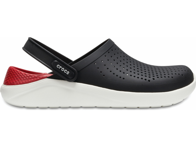 Crocs LiteRide Clog Black/White