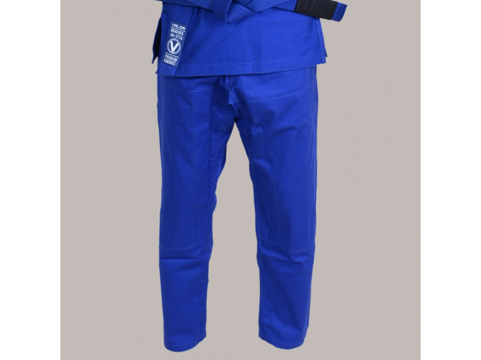 kalhoty bjj jiu jitsu valor modre