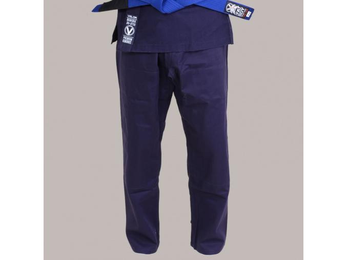 kalhoty bjj jiu jitsu valor navy