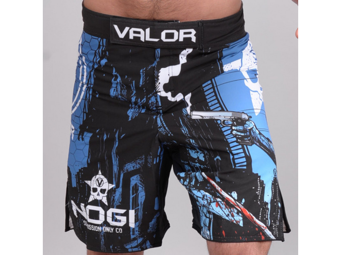 trenky sortky mma valor assassin artwork f1