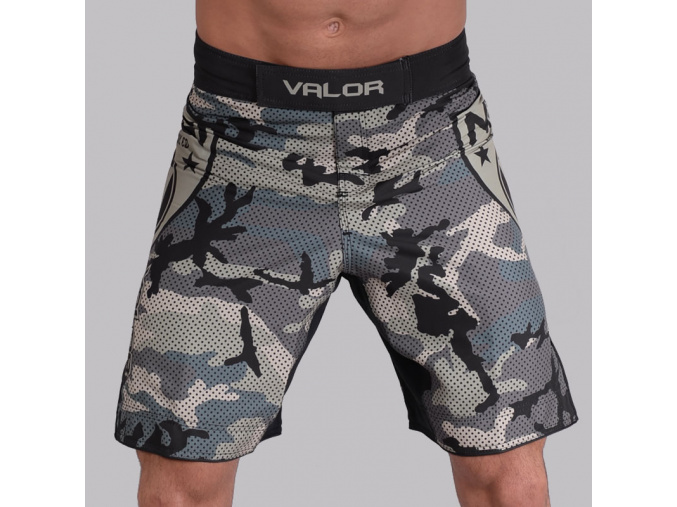 trenky sortky mma valor liquid jungle f1